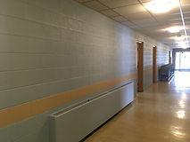 Newly Painted Hallway.JPG
