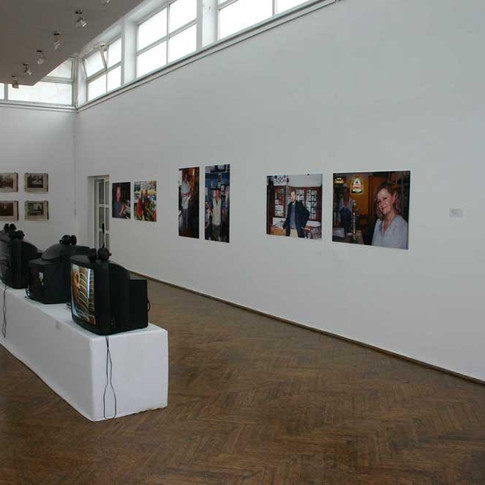 Galeria Pryzmat: Installation