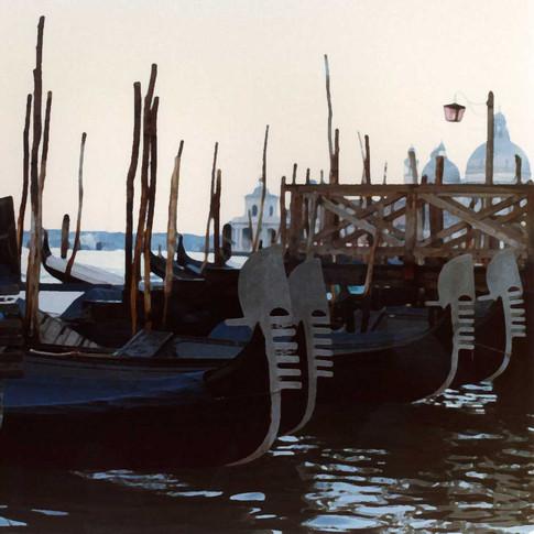 Gondolas, Venice