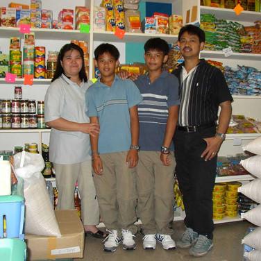 The Merchants of Venice: Asian Store