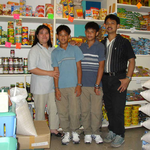The Merchants of Venice: Asian Store