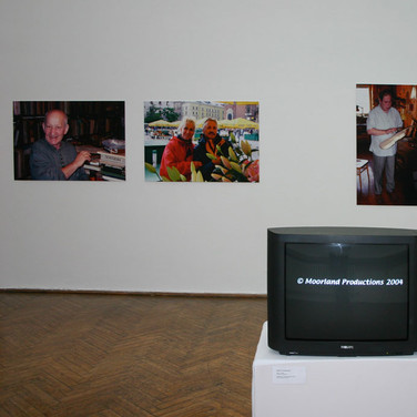 Galeria Pryzmat Installation
