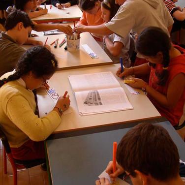 A Spasso in Venezia - School Project