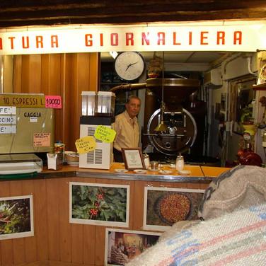 The Merchants of Venice: Coffee Vendor