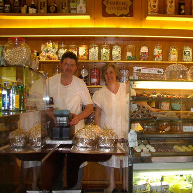 The Merchants of Venice: Puppa Pasticceria