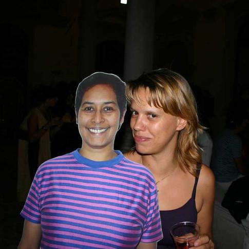 Seetha's World Tour