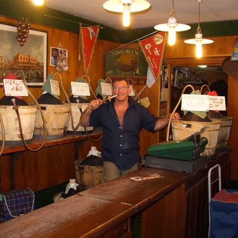 The Merchants of Venice: Wine Vendor