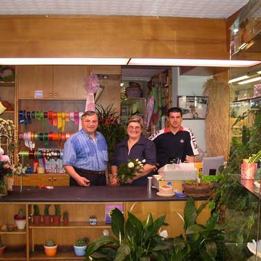 The Merchants of Venice: Florists