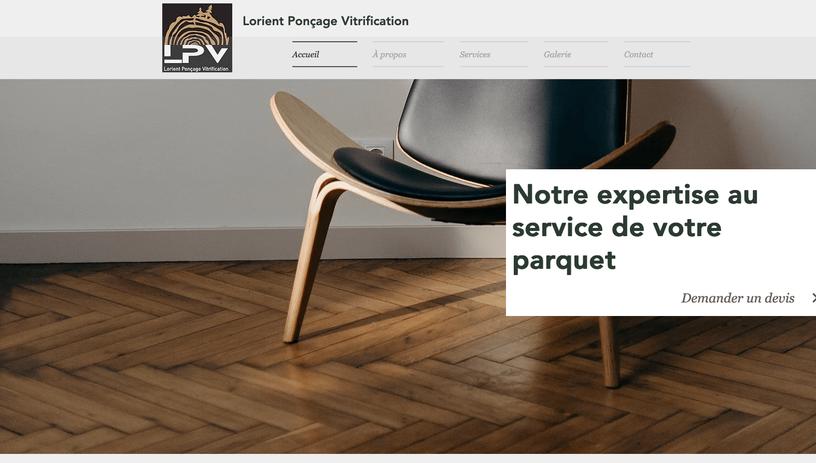 Lorient Ponçage Vitrification