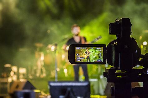 captation vidéo live créatis production lorient bretagne