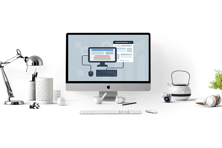page création site web créatis production lorient