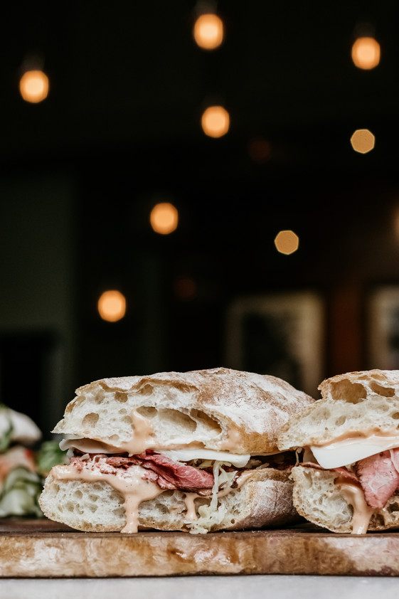 Restaurant photography, editorial food photorgaphy, copyright of Kayla Enright Photography