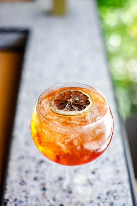 restaurant cocktail