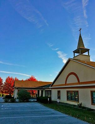 Autumn at Hope Church