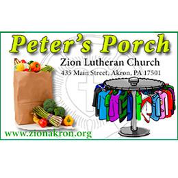 Peter's Porch