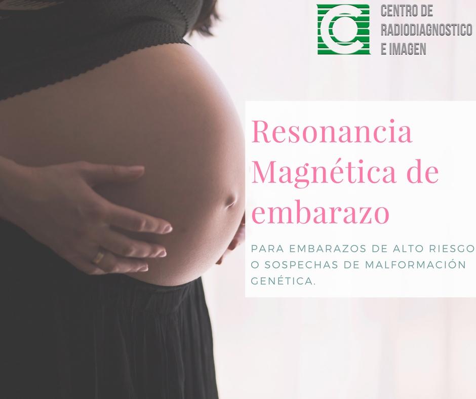 Resonancia Magnética de embarazo | centroderadiodiagnos