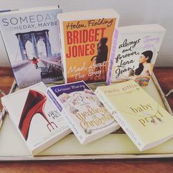 Romance Novels & Young Adult Books