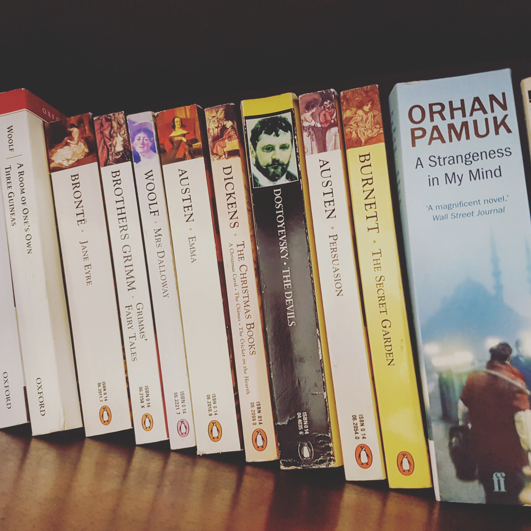 English Literature Classics