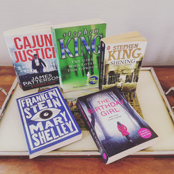 Thrillers & Suspense Books