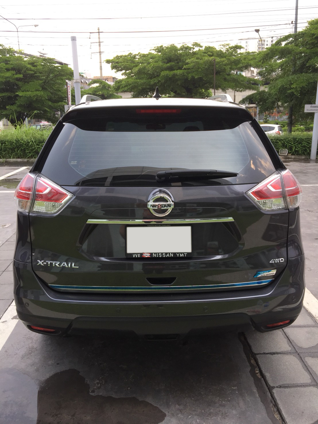 【USED CAR】 XTRAIL HYBRID