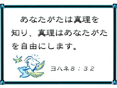 今日のみことば 2019/11/24