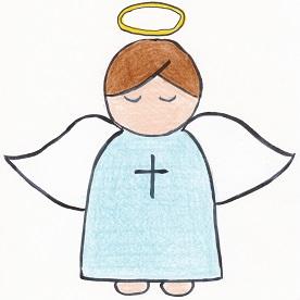 天使の働き
