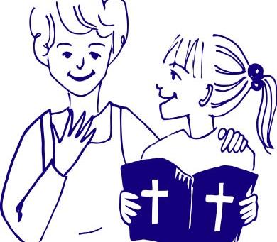 聖書を朗読しよう!のページが追加されました。