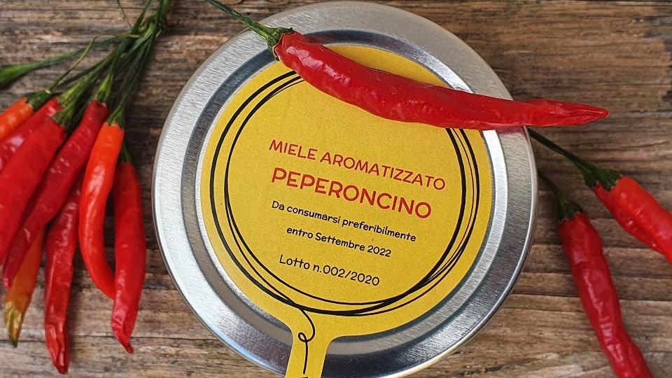 Miele Aromatizzato Peperoncino