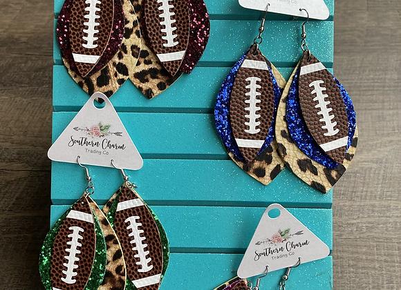 Spirit Leopard Earrings