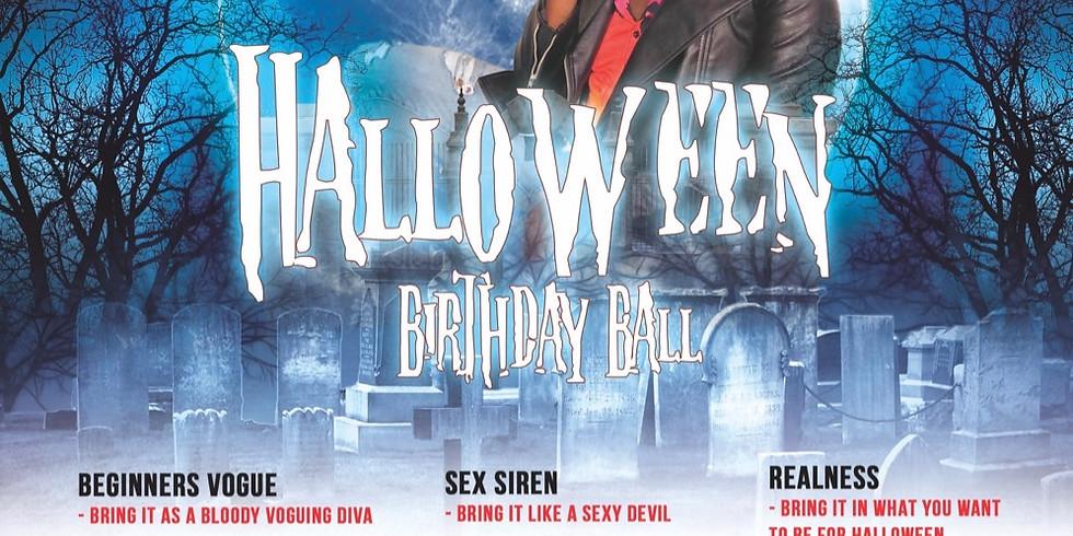 Vogue Night Halloween Ball