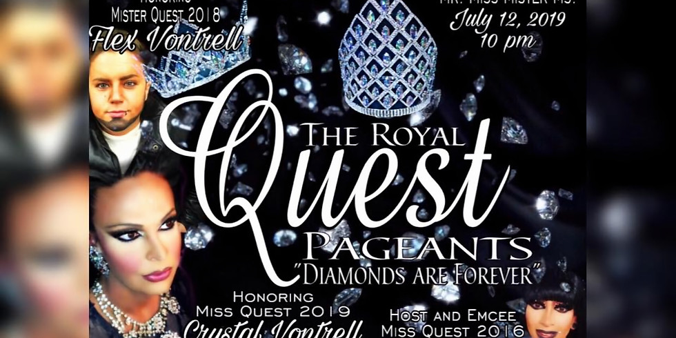 The Royal Quest Pageant
