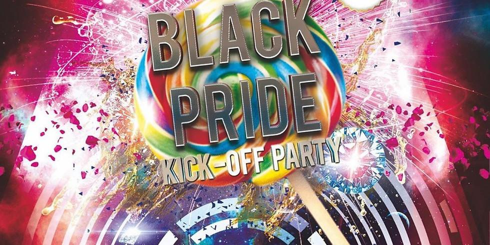 Black Pride Kickoff Party