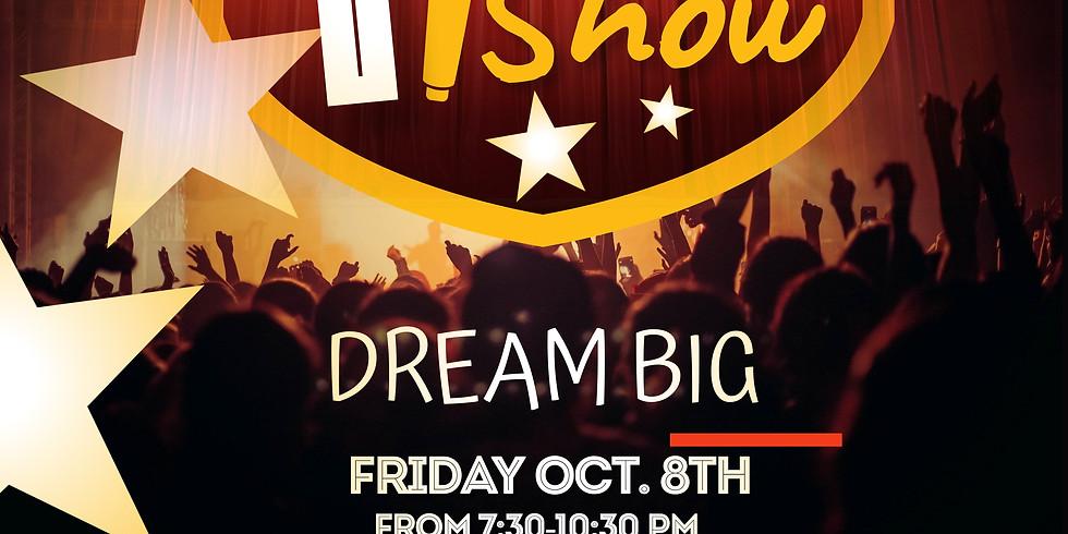 """""""Dream Big"""" Kids Talent Show"""