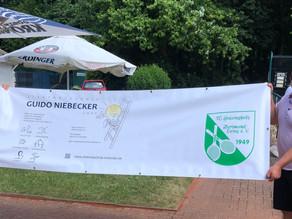 Elektrotechnik Niebecker unterstützt auch unsere Turniere im Sommer