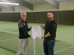Sportwart Christoph Weber veranstaltet auch in diesem Winter wieder LK Turniere in Lünen