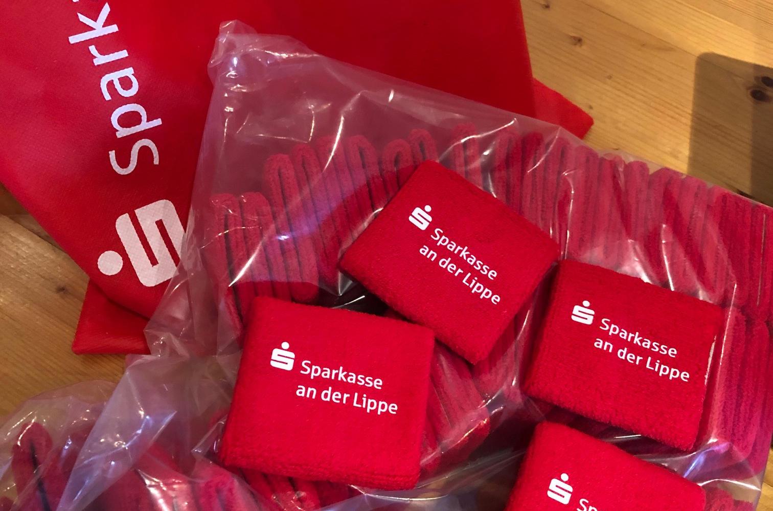 Giveaway Schweissbänder