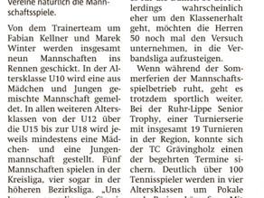 Mal wieder in den Ruhr-Nachrichten (8.3. 2021)