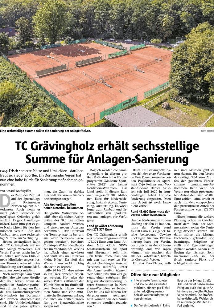 Tc Grävingholz