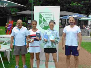 Brechten Aktiv Jugend Tennis Cup erfolgreich beendet.