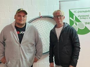 Erste Turniere der Babolat Winterturnierserie erfolgreich durchgeführt