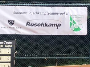Autohaus Rüschkamp Sommerpokal im TC Grävingholz ausgelost. Samstag geht es los.