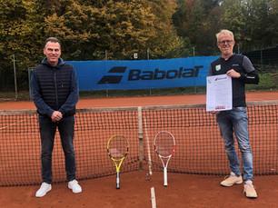TC Grävingholz organisiert Tennisturnier-Serie