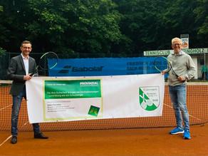 Auch als Tennisverein benötigt man Versicherungen