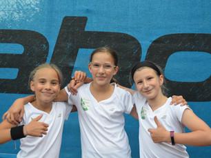 Erfolgeiche U12 Juniorinnen