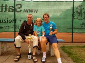 Grävingholzer Senioren sehr erfolgreich im Tennissommer