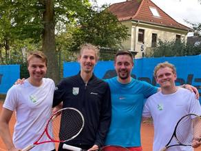 TCG Vereinpokal - Die Sieger bei den Herren stehen fest.