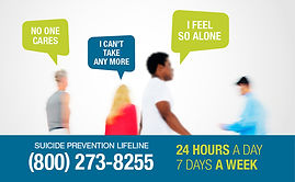 Suicide Prevention Hotline Lifeline Los Angeles Didi Hirsch