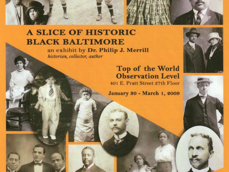 Throwback Thursday: A Slice of Historic Black Baltimore