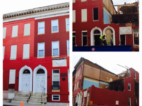 I Didn't Know: The Legacy of 1232 and 1234 Druid Hill Ave.