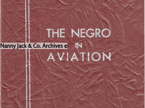 The Negro in Aviation by Walter T. Dixon, Jr.